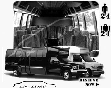 Mini bus for hire in Calgary AB