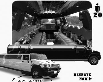 hummer H2 SUV Limo in Calgary AB