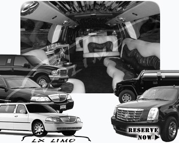 Calgary Stretch Limos for rental