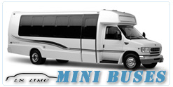 Calgary Mini Bus rental