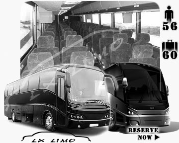 Motor Coach for hire in Calgary AB