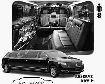 Stretch Limo for hire in Calgary