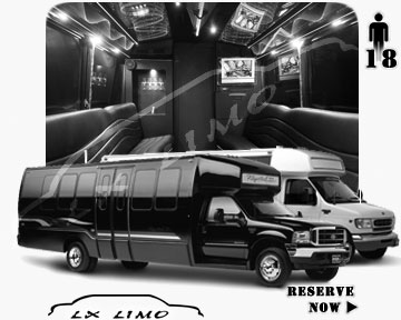 Calgary Party Bus party Bus | 18 passenger PartyBus in Calgary